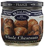 St Dalfour Whole Chestnuts 200 g (Pack of 6)