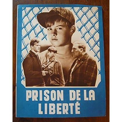 Dossier presse de Prison de la liberté (Johnny Holiday) (1949) – 30x47cm - Film de Willis Goldbeck avec W Bendix, A Martin Jr, St Clements– Photos – résumé scénario – Bon état.