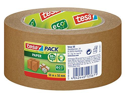 Tesa Packband, 50mmx50m, 6 Rollen