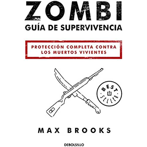 dia del orgullo friki Zombi. Guía De Supervivencia (BEST SELLER)
