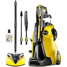 Karcher K5 Premium Full Control Home Pressure Washer - Yellow/Black