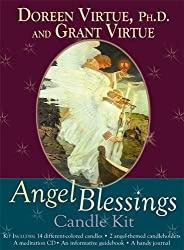 Angel Blessings Candle Kit