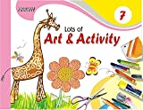 Lots of Art and Activity - 7