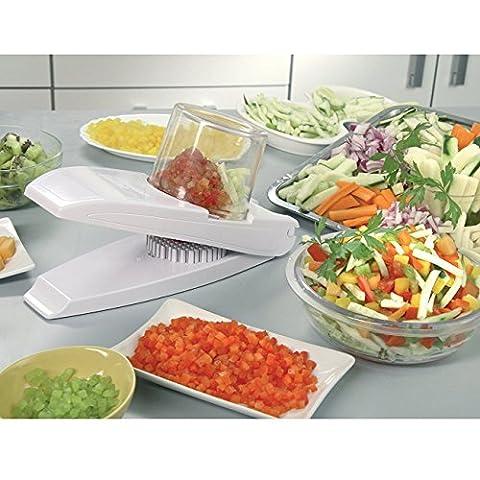 Coupe Legumes Et Oignons - Wonder Magic – Coupe légumes avec lames