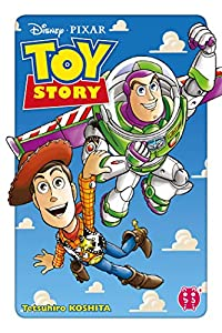 Toy Story Edition simple One-shot