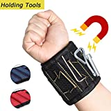 Magnetic Wristband-LYPULIGHT 5 Powerful Magnets Adjustable Tool Belt - Best Reviews Guide