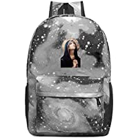BagMothe Birth Virgin Mary School Backpack Space Galaxy Book Bag Student Fashion Bags for Boys Girls Capacity 20-35 L