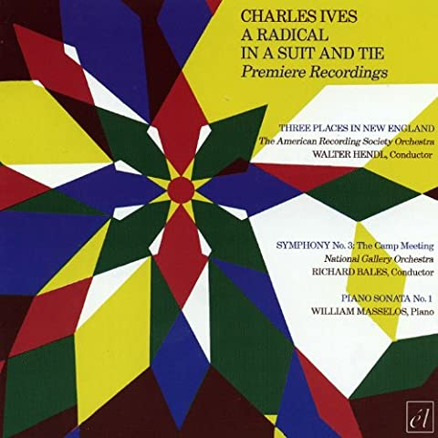 Charles Ives: A Radical In A Suit And