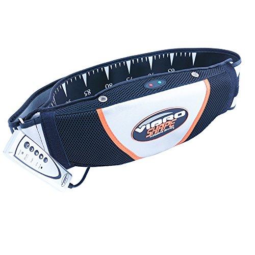 VIBRO shape cinturón de masaje Elovo/cinturón vibratorio/abdominales/estática
