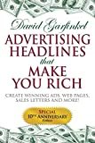 Advertising Headlines that Make Your Rich