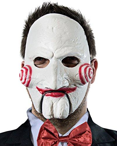 SAW Puppe Billy Maske Economy für (Maske Billy Saw)