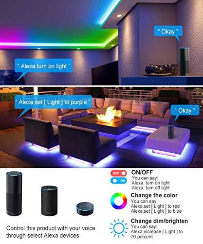 5M BLE Govee Dreamcolor Led Strip Beleuchtung 5M Wasserdicht Led Streifen
