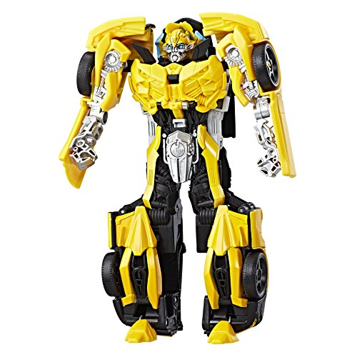 Transformers c1319es0 - personaggio turbo changer bumblebee
