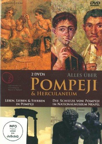 Alles über Pompeji [2 DVDs]