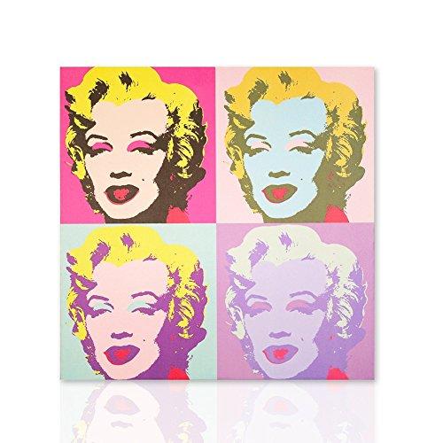 Cuadro de marilyn monroe - Mobiliario pop art ...