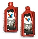 Valvoline 2x 1L PKW Getriebe-Öl 75W-80 RPC Renault Peugeot Citroen