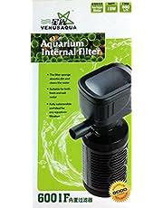 Happie Shop Venus Aquarium Internal Filter 880 L/Hr. 15 Watt Motor Pure Copper Motor 6001F
