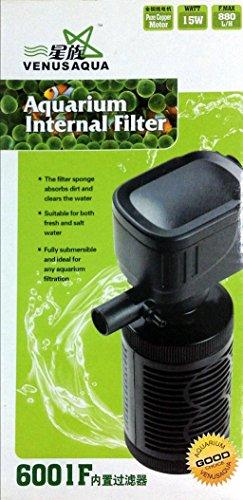 Happie-Shop-Venus-Aquarium-Internal-Filter-880-LHr-15-Watt-Motor-Pure-Copper-Motor-6001F