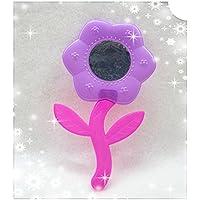 Preisvergleich für Baby-lustiges Spielzeug Kinder Infant Lovely Hand Blume Spiegel Spielzeug Bunte Sicherheit Spiegel Geschenk
