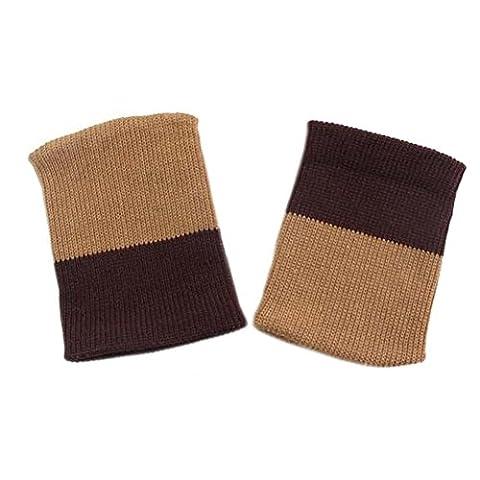Meubles Knit Socks sol Protector Épaissir Chaise / Table Jambières 8 PCS-A8
