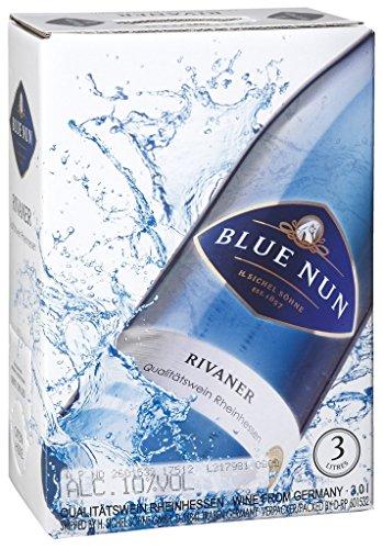 Blue Nun - Rivaner White, halbtrocken - 3-l-Bag in Box