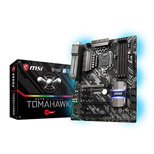 Z370 TOMAHAWK - Placa Base Arsenal (chipset Intel Z370, socket LGA 1151,...