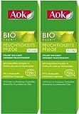 Aok Gesichtspflege Bio Expert Feuchtigkeitsfluid, 2er Pack (2 x 50 g)