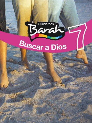 Cuadernos Barah 7 Buscar a Dios - 9788423695065