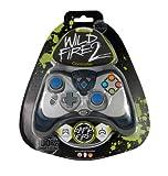 Xbox360 Wired WildFire2-Controller (Schwarz)