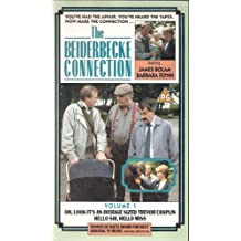 THE BEIDERBECKE CONNECTION  Volume 1