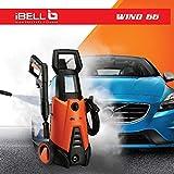 iBELL Wind 66 Universal Motor 1400-Watt Home and Car Pressure Washer