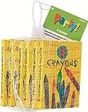 BabyShowerCenter UK - Party Geschenke Packung Mit 6 Party Buntstifte für Party Tüten