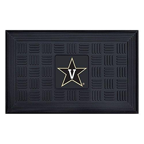 FANMATS NCAA Herren Fußmatte Medallion, Herren Unisex-Erwachsene Damen, Vanderbilt University, Team Color, Einheitsgröße (Logo-medallion Herren)