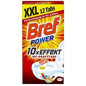 Bref Power WC Kraft Tabs, 300 g