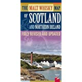 The Malt Whisky Map of Scotland and Northern Ireland