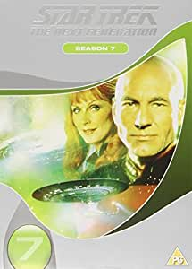 Star Trek: The Next Generation - Season 7 [UK Import]