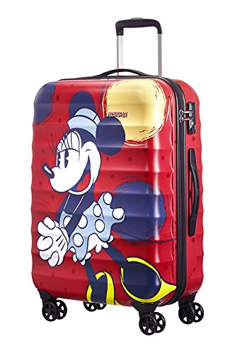 american-tourister-trolley-en-3-tamanos-distintos-mate-disney-edition-palm-valley-spinner-minnie-mic