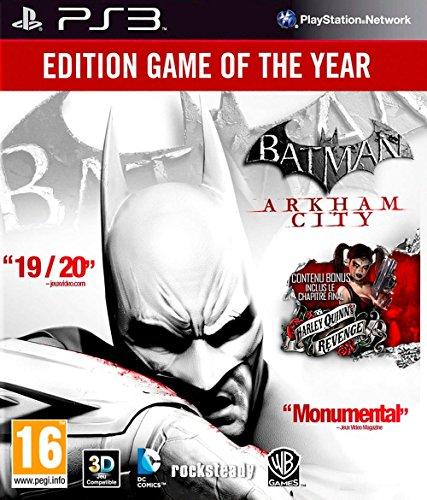 Batman Arkham City - édition jeu de l'année [Importación segunda mano  Se entrega en toda España