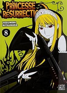 Princesse Résurrection Edition simple Tome 8