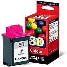 Lexmark 12A1980 Colour Ink Cartridge 80