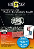 Briefmarken-Katalog Deutsche Demokratische Republik, DVD-ROM