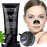 Schwarzen Maske, LuckyFine Mitesser Entferner Peel Off Maske Mitesser Maske Reinigungsmaske Akne Maske