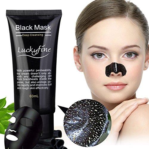 schwarzen-maske-luckyfine-mitesser-entferner-peel-off-maske-mitesser-maske-reinigungsmaske-akne-mask