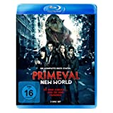 Primeval: New World - Die komplette erste Staffel [Blu-ray]