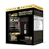 Optimum Nutrition Gold Standard Work Out - Paquete con Shaker ON