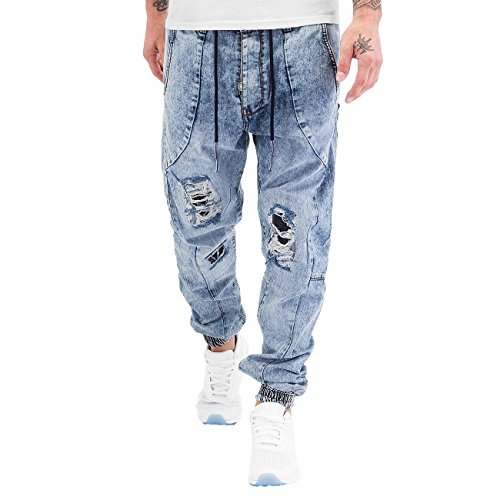 Just Rhyse Homme Jeans / Antifit Berlin Bleu