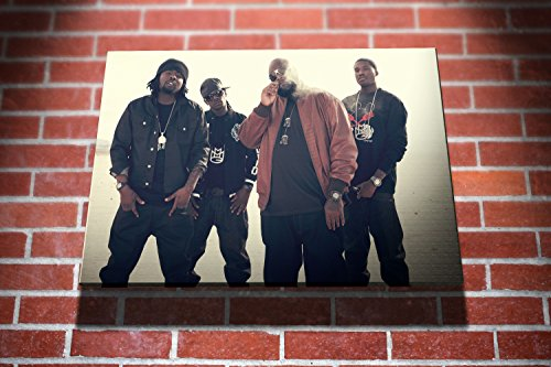 maybach-music-group-mmg-music-group-gallery-framed-canvas-art-picture-print