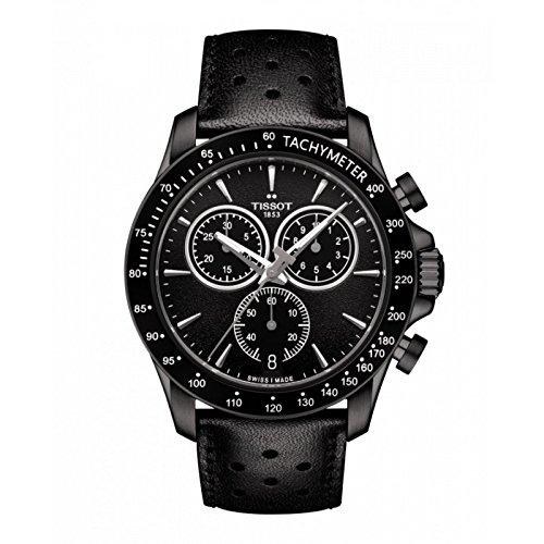 orologio-tissot-v8-t1064173605100-al-quarzo-batteria-acciaio-quandrante-nero-cinturino-pelle