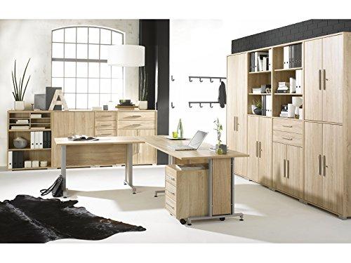Büro-Set Büroprogramm Komplett-Set Büroeinrichtung Bürokombination