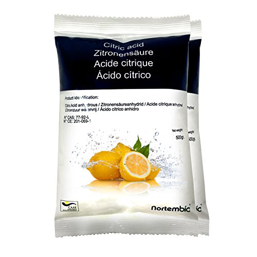 Citric-Acid-1-kg-2x500g-Pure-Premium-Quality-Anhydrous-Powder-NortemBio-for-ecological-production-Developed-in-UK
